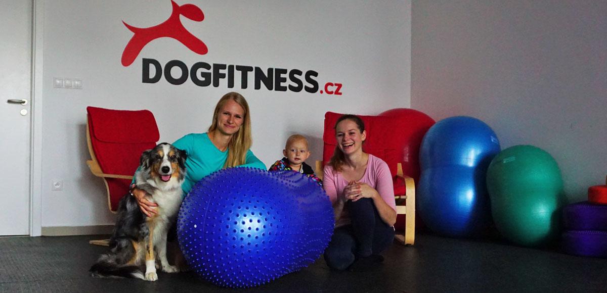 Dogfitness Veronika Gesierichová
